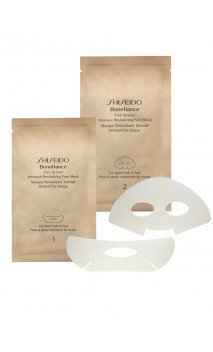 Benefiance Pure Retinol Istant Face Mask Maschera Tessuto Viso Shiseido