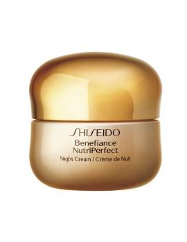 Benefiance Nutriperfect Night Cream Crema Viso Notte Shiseido