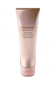 Benefiance Creamy Cleansing Foam Mousse Detergente Viso Shiseido