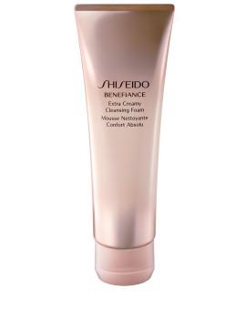 Benefiance Creamy Cleansing Foam Mousse Detergente Viso Shiseido
