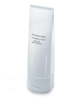 Cleansin Foam Detergente Viso Uomo Shiseido