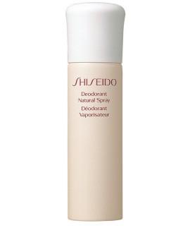 Deodorant Natural Spray Deodorante Shiseido