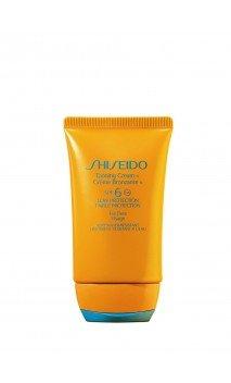 Protective Tanning Cream SPF 6 Crema Solare Shiseido