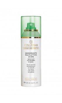 Deodorante Multi-Attivo® 24 Ore Spray Secco con Microfibre di Cotone Collistar