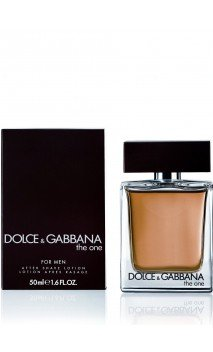 The One For Men After Shave Lotion Lozione Dopo Barba Dolce&Gabbana
