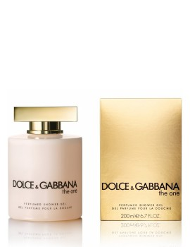 The One Perfumed Shower Gel Gel Doccia Dolce&Gabbana