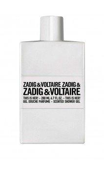 This is Her Shower Gel Gel Doccia Zadig & Voltaire