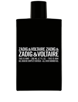 This is Him Shower Gel Gel Doccia Zadig & Voltaire