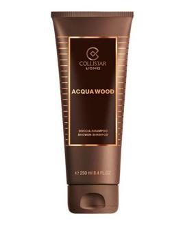 AcquaWood Doccia Shampoo Uomo Gel Doccia Collistar