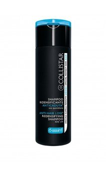 Shampoo Ridensificante Anticaduta Uomo Collistar