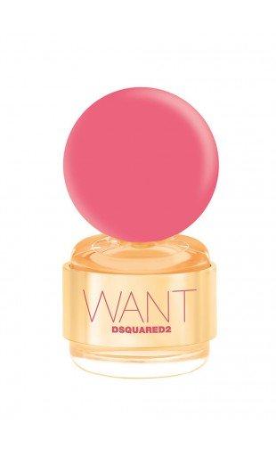Want Pink Ginger Eau de Parfum Dsquared²