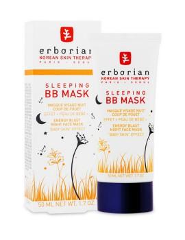 Sleeping BB Mask Maschera Viso Notte Erborian