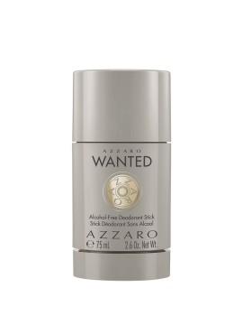 Wanted Deodorante Stick Uomo Azzaro