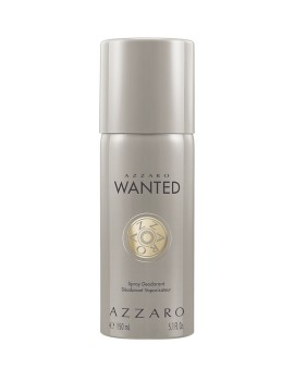 Wanted Deodorante Spray Uomo Azzaro