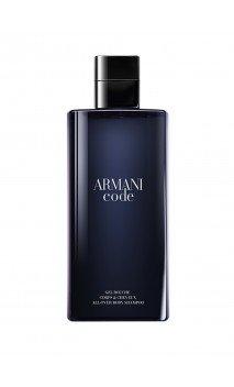Armani Code All Over Body Shampoo Bagno Doccia Corpo Capelli Uomo Giorgio Armani