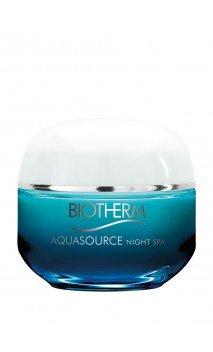 Aquasource Night SPA Balsamo Viso Notte Biotherm