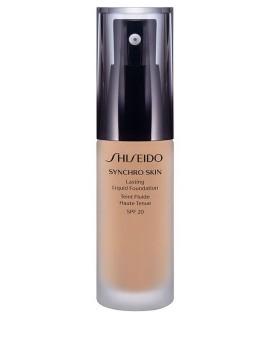 Synchro Skin Lasting Liquid Foundation Fondotinta Shiseido