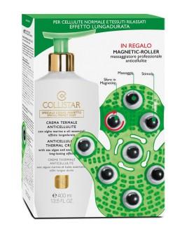 Kit Crema Termale Anticellulite Cofanetto Trattamento Corpo Collistar