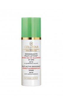 Deodorante Multi-Attivo® 24 Ore Senza Sali di Alluminio Deodorante Collistar