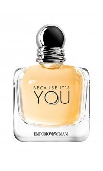 Emporio Armani Because It's You Eau de Parfum Giorgio Armani