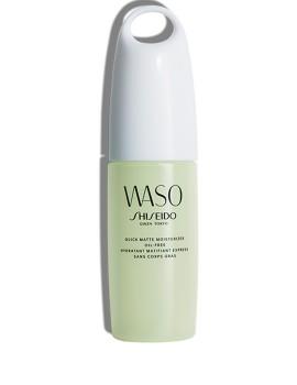 WASO Quick Matte Moisturizer Oil-Free Emulsione Viso Shiseido