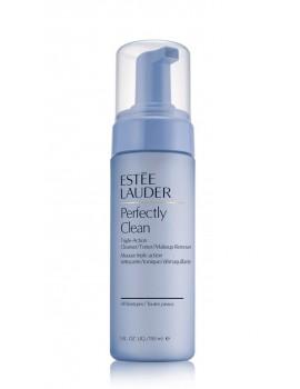 Triple Action Cleanser Mousse Detergente Viso Estée Lauder