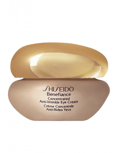 Benefiance Concentrated A-Wrinkle Eye Cream Crema Contorno Occhi Shiseido