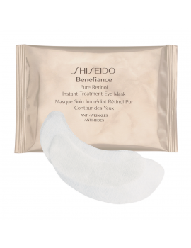 Benefiance Pure Retinol Express Smoothing Eye Mask Maschera Occhi Shiseido