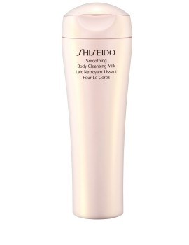 Smoothing Body Cleansing Milk Bagnoschiuma Shiseido