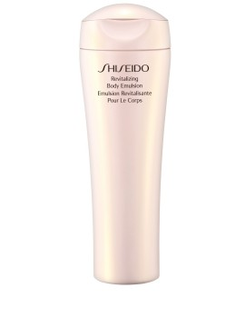 Revitalizing Body Emulsion Latte Corpo Shiseido