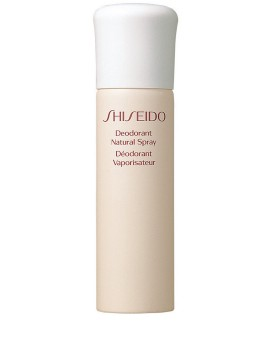 Deodorant Natural Spray Deodorante Shiseido