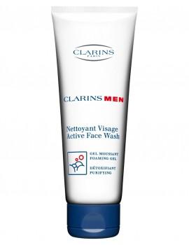 Nettoyant Visage Gel Detergente Viso Uomo Clarins