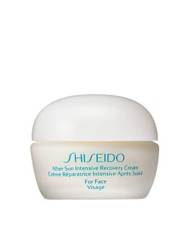 After Sun Intensive Recovery Cream Crema Viso Dopo Sole Shiseido