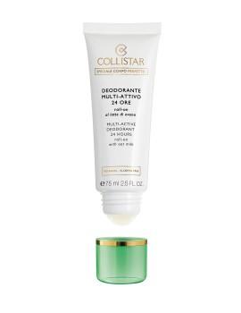 Deodorante Multi-Attivo® 24 Ore Roll-On al Latte di Avena - 75 ml