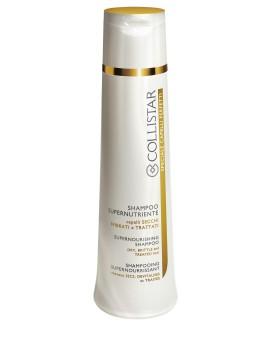 Shampoo Supernutriente Trattamento Capelli Collistar