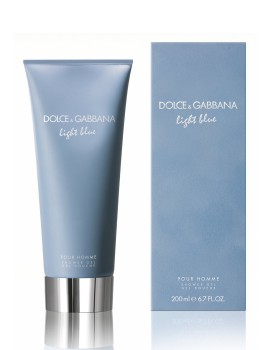 Light Blue Pour Homme Shower Gel Gel Doccia Dolce&Gabbana