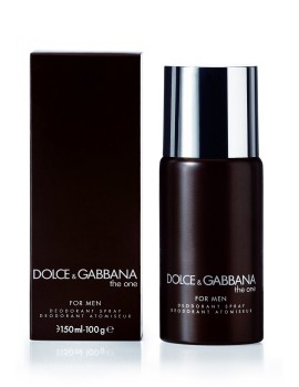 The One For Men Deodorant Spray Deodorante Dolce&Gabbana