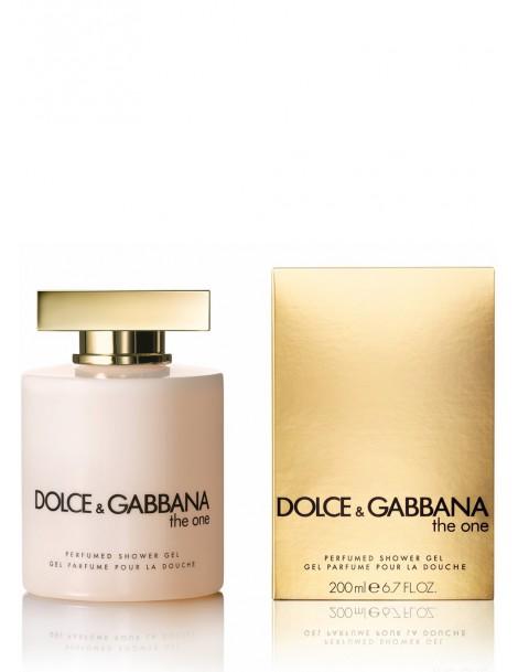 The One Perfumed Shower Gel Gel Doccia Dolce&Gabbana