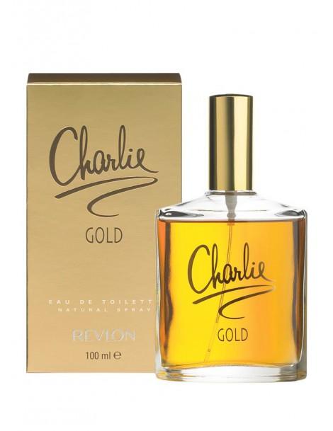 Charlie Gold Eau de Toilette Revlon