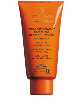 Crema Abbronzante Protettiva SPF 15 Crema Solare Collistar