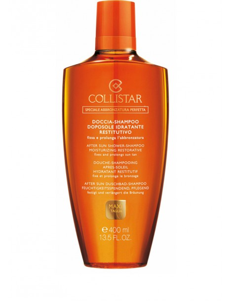 Doccia-Shampoo Doposole Idratante Restitutivo Gel Doccia Collistar