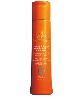 Shampoo-Crema Riequilibrante Doposole Shampoo Collistar