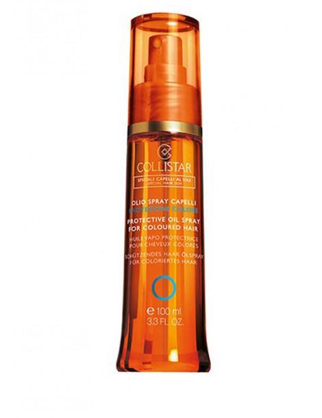 Olio Spray Capelli Protezione Colore