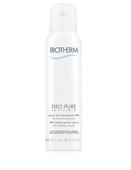 Deo Pure Invisible Deodorante Spray Biotherm