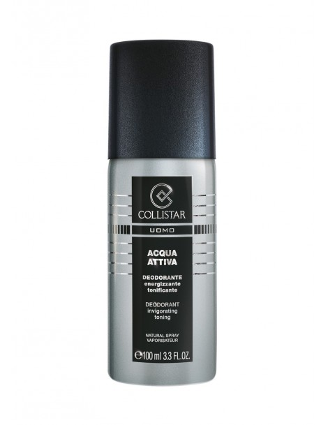 Acqua Attiva Uomo Deodorante Spray Collistar