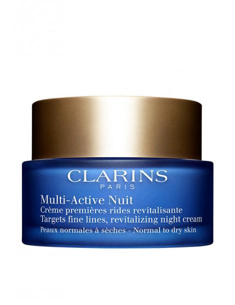 Multi-Active Nuit Creme Conforte Crema Viso Notte Clarins
