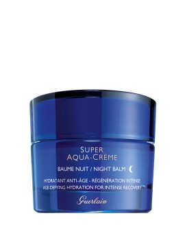 Super Aqua-Night Baume Nuit Réconfortant Crema Notte Guerlain