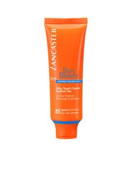 Sun Beauty Silky Touch Cream SPF 15 Crema Solare Viso Lancaster