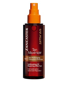 After Sun Tan Maximizer Oil Olio doposole Spray Lancaster