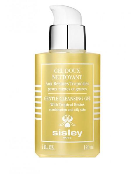 Gel Doux Nettoyant Aux Résines Tropicales Gel Detergente Viso Sisley